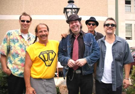 D.C. the Billy Hector Band & Dave Gipe